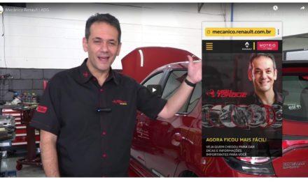 Mecânico Renault, um portal para reparadores independentes
