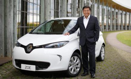 """""""É uma semente"""", diz presidente da Renault sobre carsharing em Brasilia."""