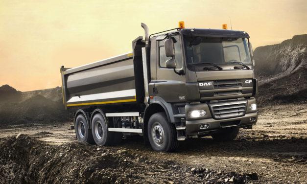 DAF confirma produção de caminhão semipesado no Paraná