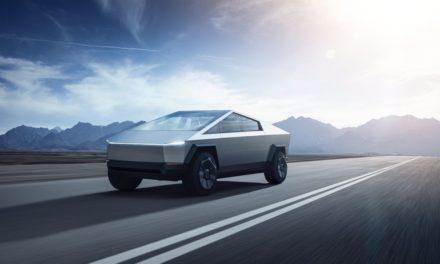 Tesla revela a picape elétrica Cybertruck