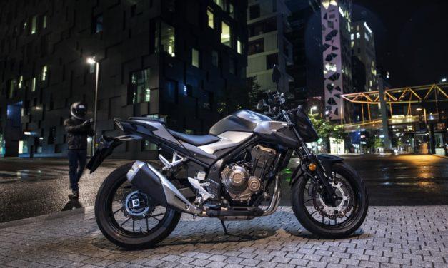 CB 500F, uma das novidades da Honda no Salão Duas Rodas