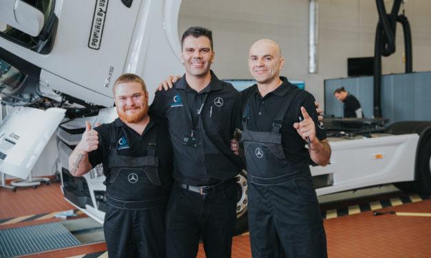 Mecânico brasileiro ganha competição mundial da Mercedes-Benz
