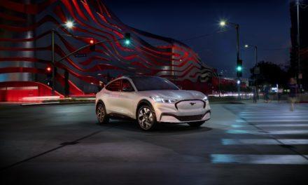 Mustang agora também é SUV elétrico
