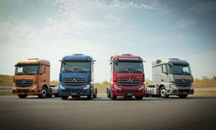 Mercedes-Benz cria consórcio conjugado