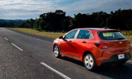 Rede Chevrolet inicia a venda do novo Onix hatch