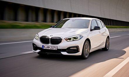 BMW Série 1 da terceira geração chega ao País