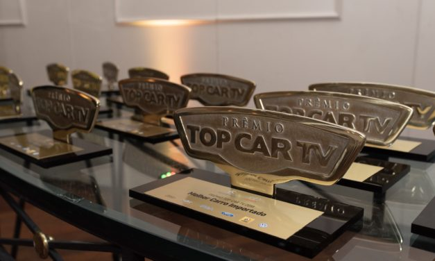 Os finalistas do Prêmio Top Car TV 2019