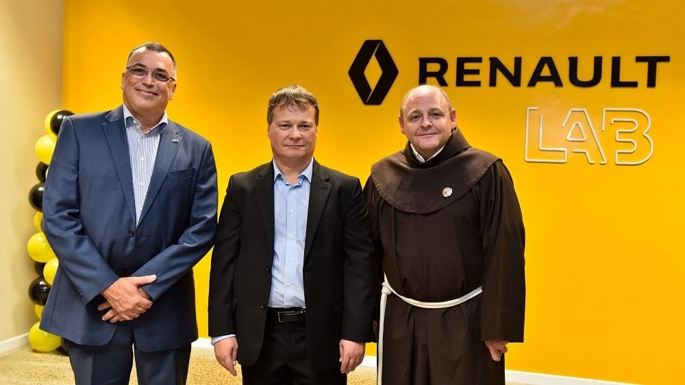 Mais um Renault LAB em Curitiba