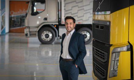Volvo promove Rodrigo Padilha