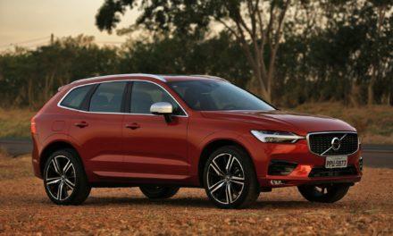 Volvo Car amplia em 313% as vendas de modelos híbridos