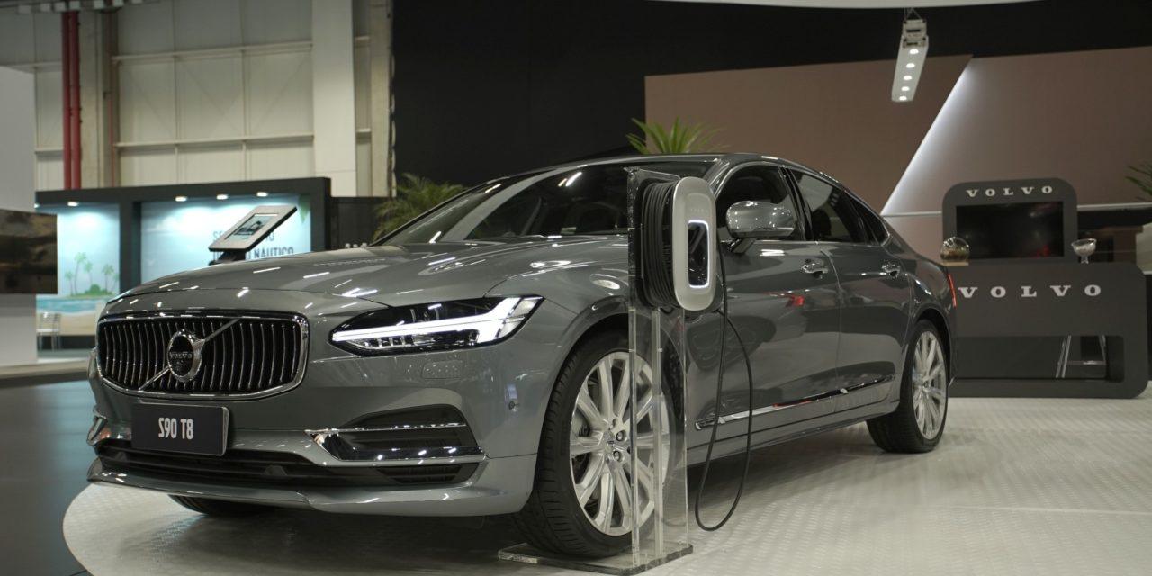 Volvo Cars investe na instalação de 500 eletropostos no Brasil