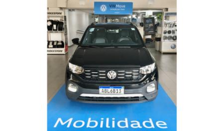 VW coloca em ação serviço de aluguel de carros
