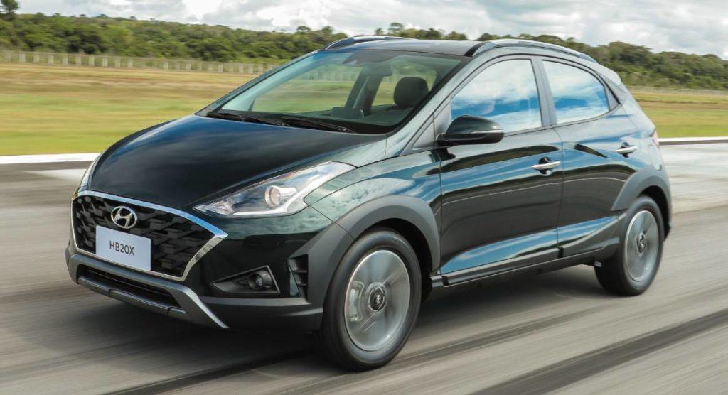 Hyundai HB20 supera o Chevrolet Onix em março