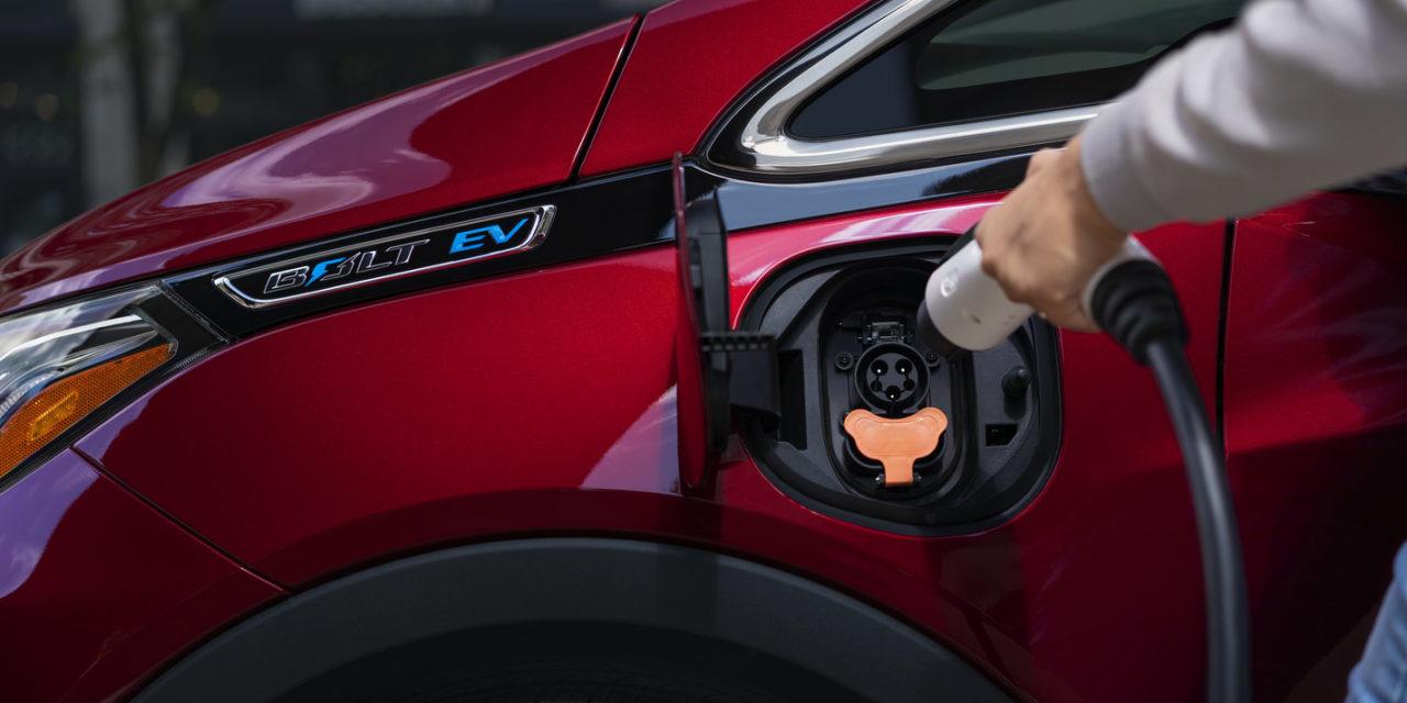GM se prepara para um futuro totalmente elétrico