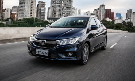 Honda City completa 10 anos no Brasil carente de nova geração