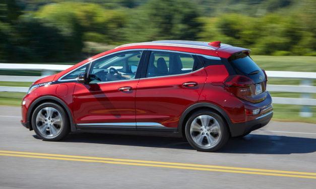Chevrolet Bolt EV chega em janeiro, mas já tem pré-venda aberta