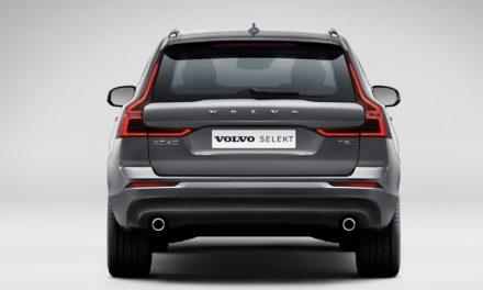 Volvo Car oferece seminovos com certificação de fábrica