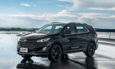 Chevrolet Equinox ganha versões com motor 1.5 turbo