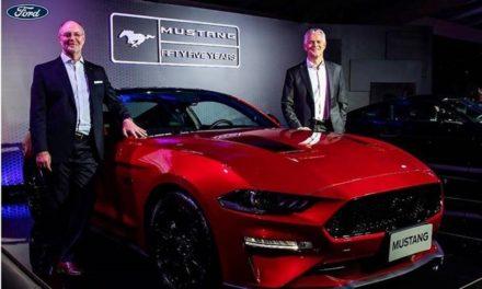 Ford promete oito novidades para 2020