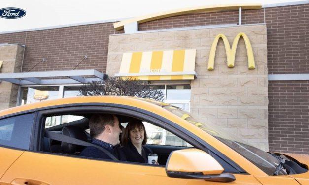Ford e McDonald's: parceria para usar palha de café em autopeças