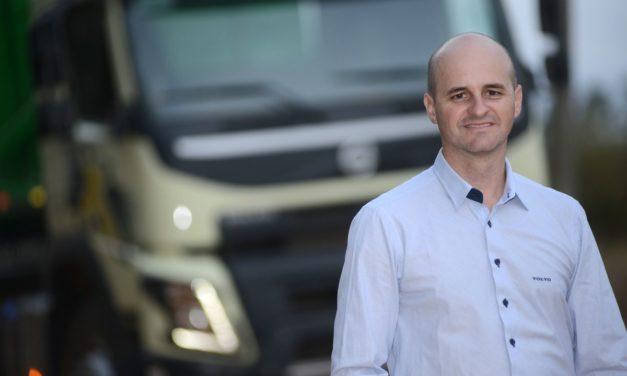 Volvo tem novo gerente de engenharia de vendas