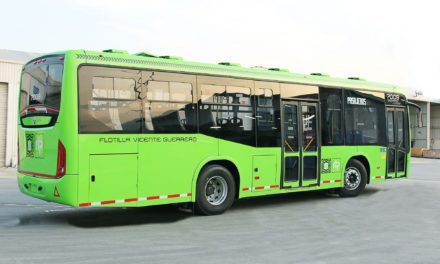 Marcopolo entrega 111 ônibus para a Cidade do México