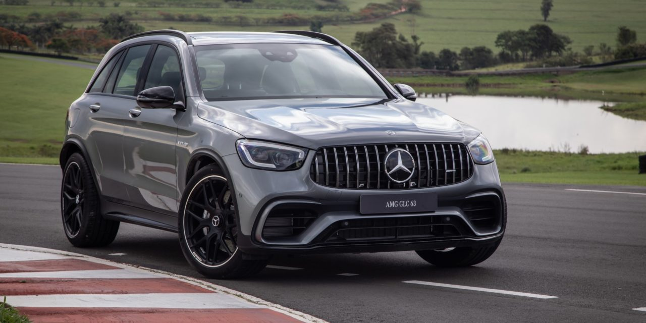 Mercedes-Benz inicia a venda do GLC 63 4M