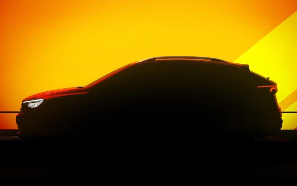Nivus, o nome do novo SUV compacto da Volkswagen