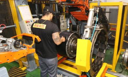 Pirelli investe US$ 1 milhão na produção de pneus de competições