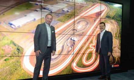 Mercedes-Benz e Bosch anunciam parceria em campo de provas