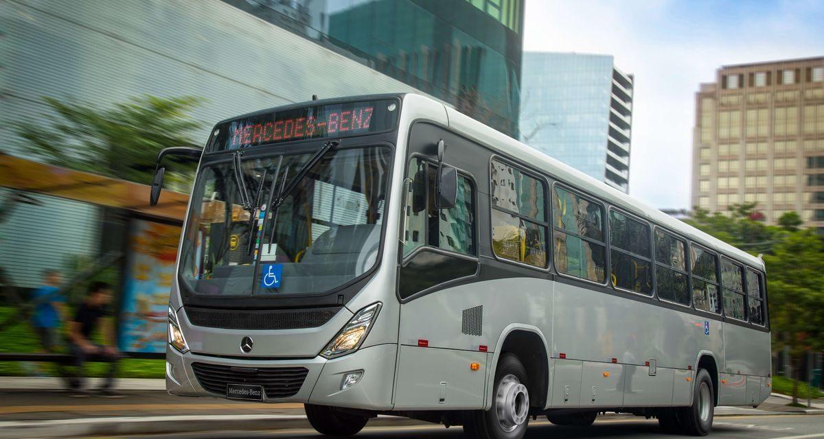 Vendas de ônibus crescem 39% em 2019