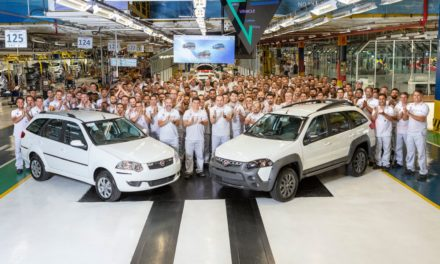 Fiat Weekend sai de cena após 23 anos de produção