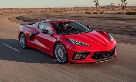 Com entrega em março, 14 Corvette já foram vendidos no Brasil