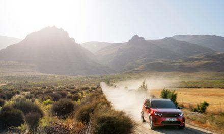 Novo Land Rover Discovery Sport chega à rede