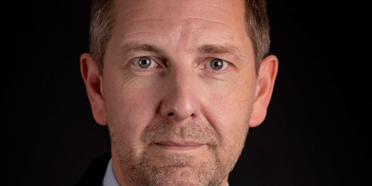 Simon Sproule, o novo COO da FCA