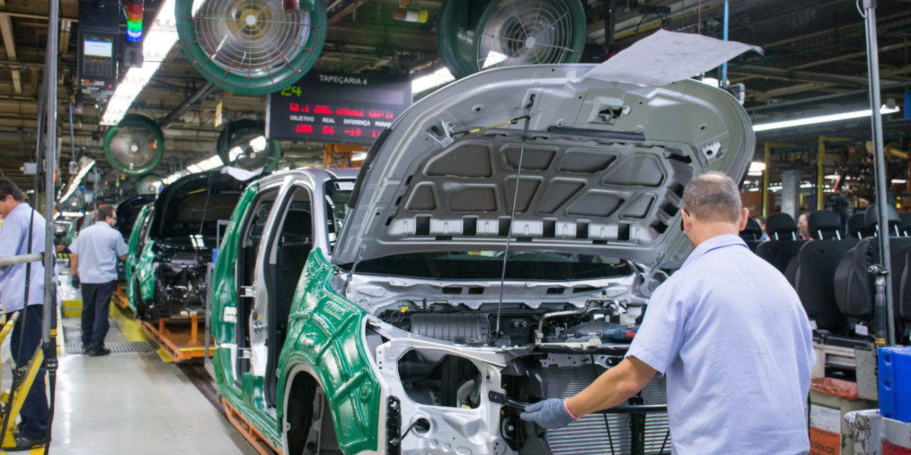 GM paralisará produção em S.J dos Campos por duas semanas