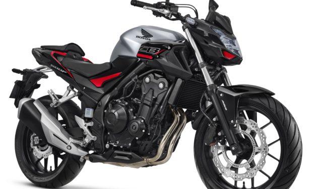 CB 500X e CB 500F: Honda inicia pré-venda da linha 2020.