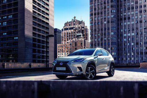 Lexus NX 300h 2020 ganha pacote de segurança ativa