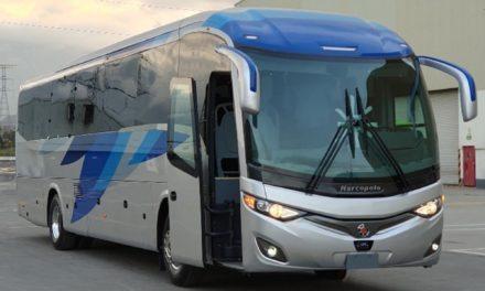 Marcopolo lança ônibus Viaggio 950 no México