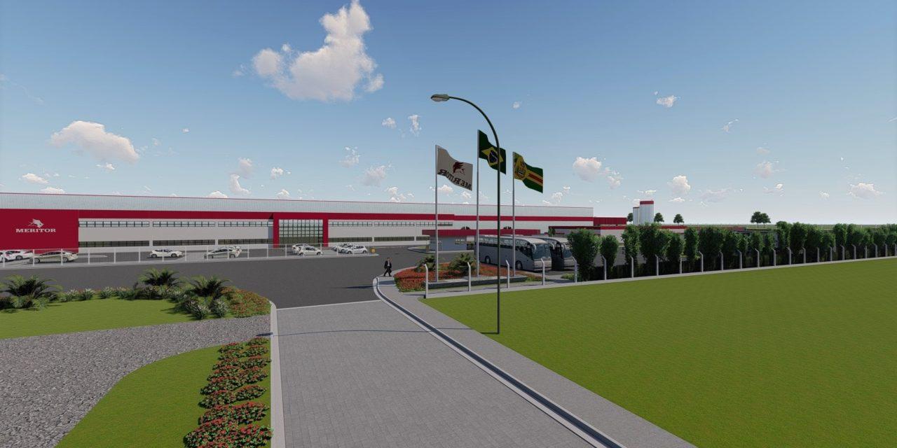Meritor investe R$ 200 milhões em nova fábrica