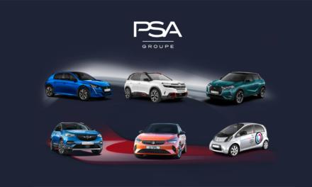 PSA atinge rentabilidade recorde em 2019