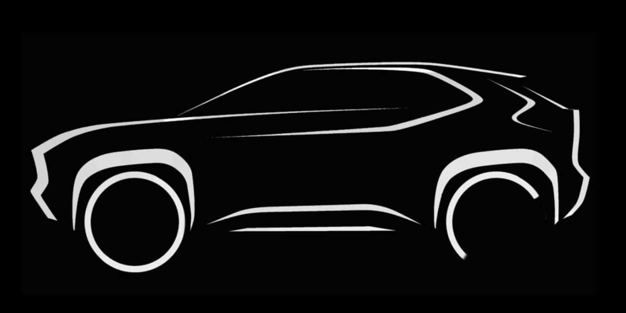 Toyota anuncia novo SUV para a Europa
