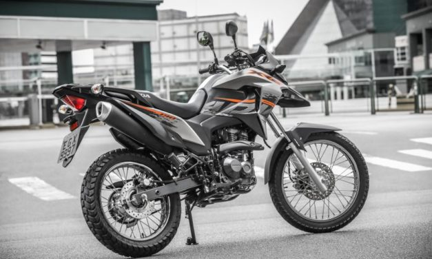 Produção de motos será de 937 mil unidades em 2020, 15% menor