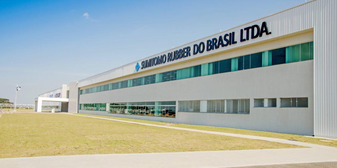 Dunlop atinge 25 milhões de pneus produzidos no Brasil