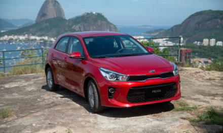 Com hatch Rio, Kia projeta crescer acima do mercado