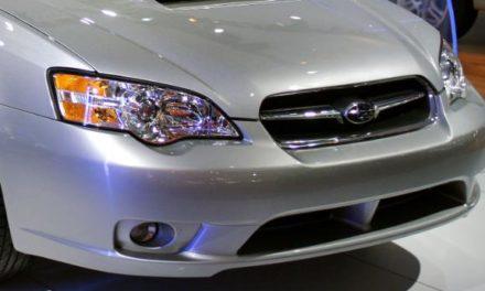 Recall de airbag envolve cinco modelos Subaru no Brasil