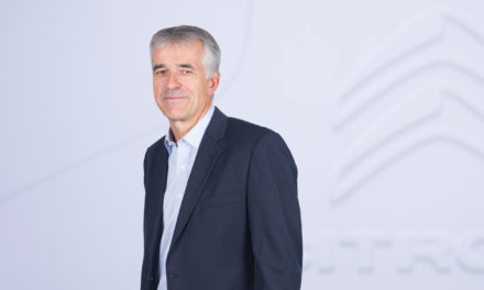 Groupe PSA nomeia Vincent Cobee CEO mundial da marca Citroën