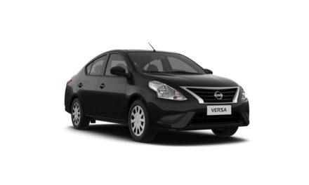 Nissan lança série especial do Versa