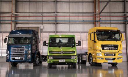 Rede VWCO começa a receber caminhões da linha 2020