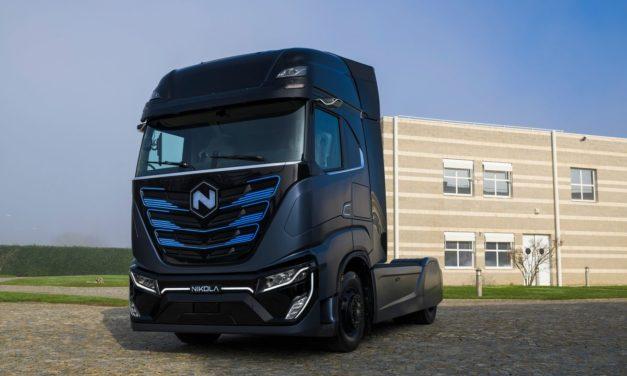 Iveco produzirá o Nikola Tre na Alemanha